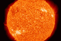 Matahari :pengertian,ciri dan bagian matahari