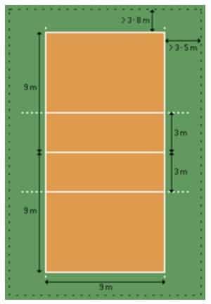 Sejarah Bola Voli Teknik Peraturan Penilaian Dan Wasit