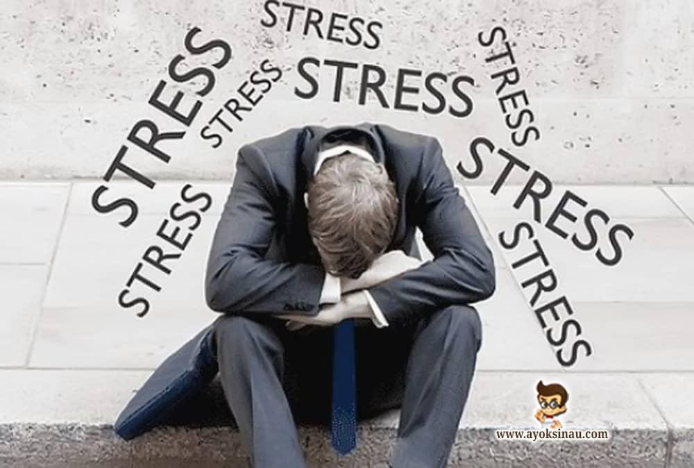 Pengertian-dan-Penyebab-Stres