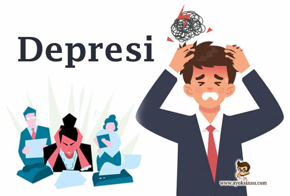 pengertian-depresi