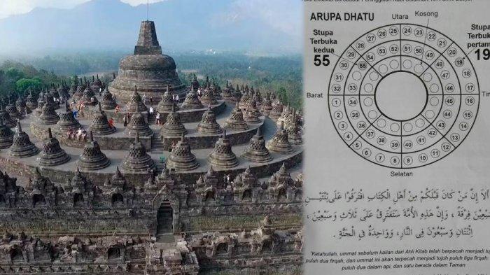 Banguan Candi Borobudur