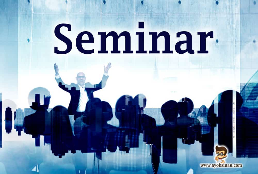 Pengertian-Seminar