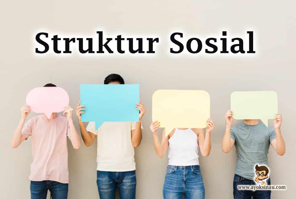 pengertian-struktur-sosial