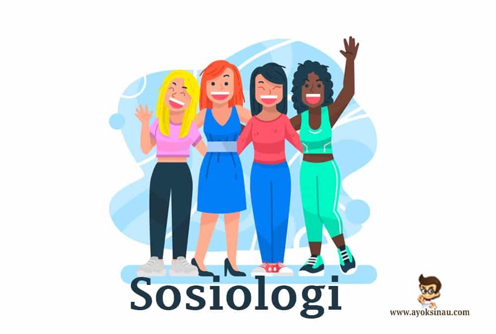 pengertian-sosiologi