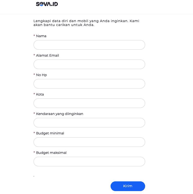 Mengisi-formulir